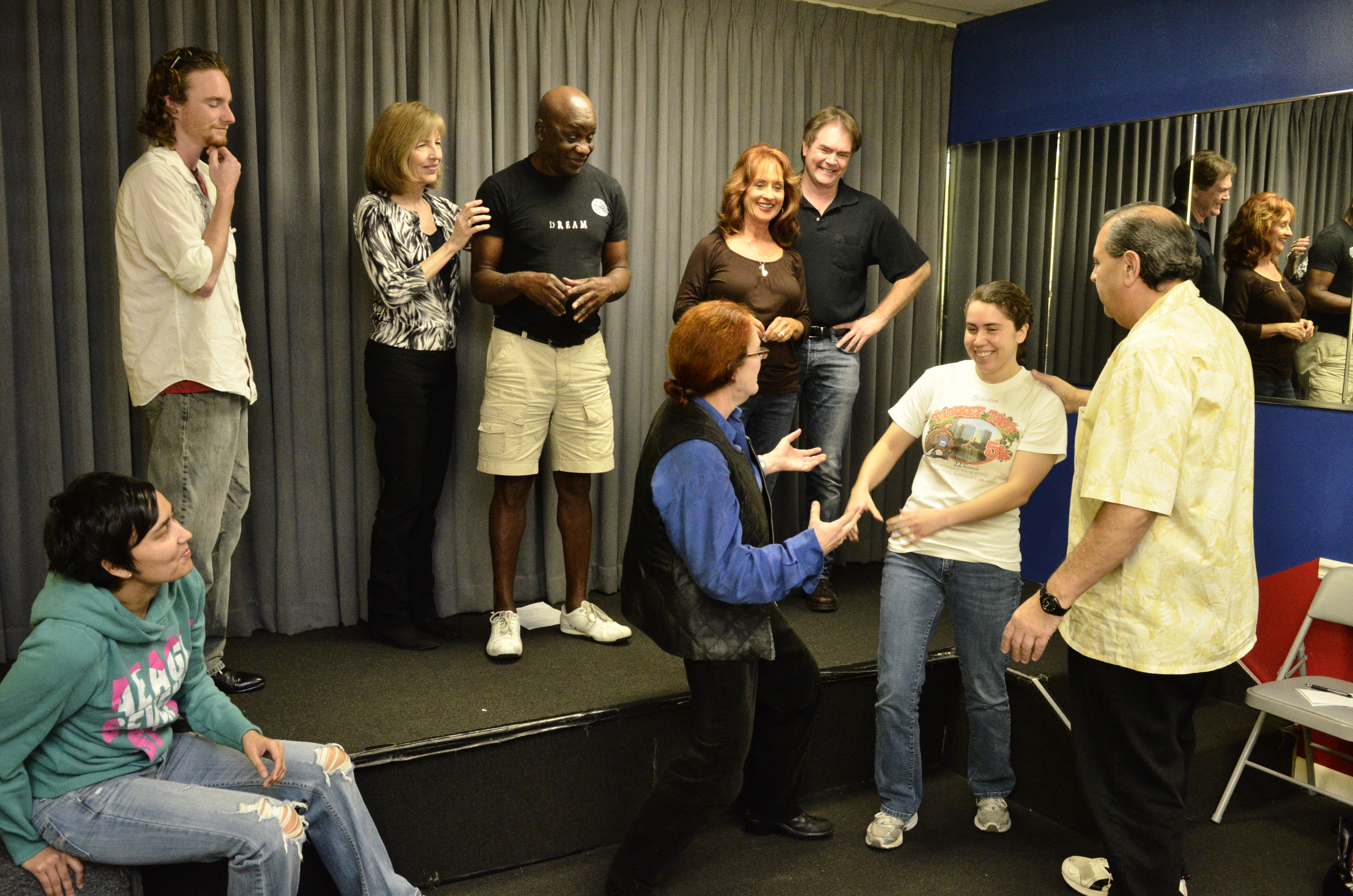 maile school adult acting classes
